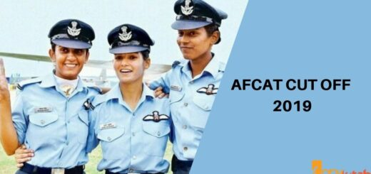 AFCAT Cut Off 2019
