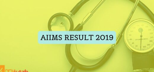 AIIMS Result 2019