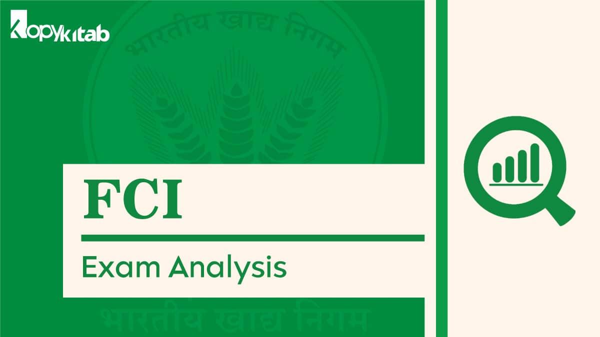 FCI Exam Analysis