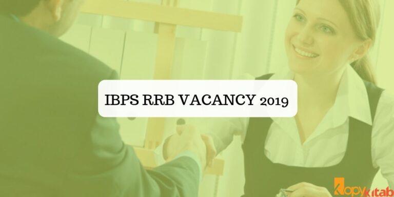 IBPS RRB Vacancy 2019