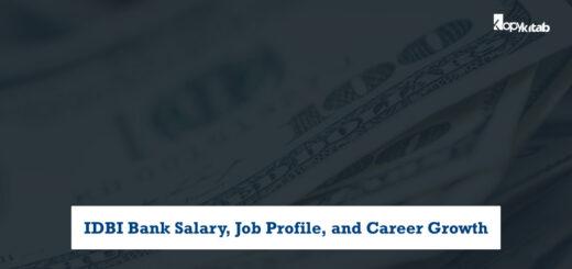IDBI Salary, Job Profile, and Career Growth