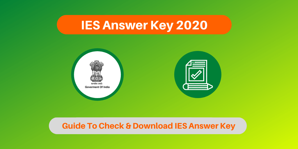 IES Answer Key 2020