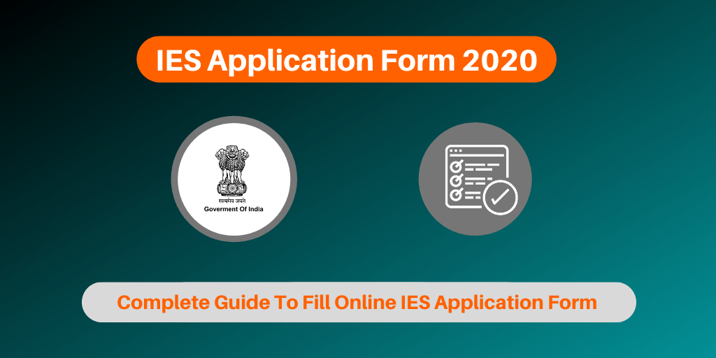 IES Application Form 2020