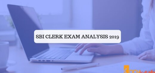 SBI Clerk Exam Analysis 2019