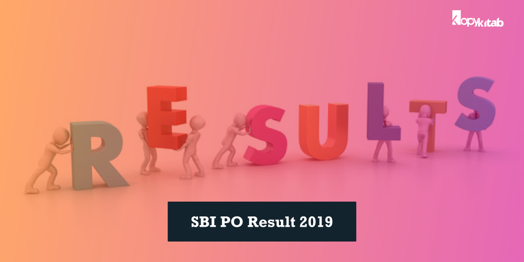 SBI PO Result 2019