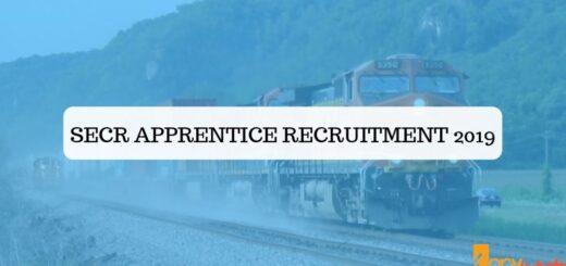 SECR Apprentice Recruitment 2019