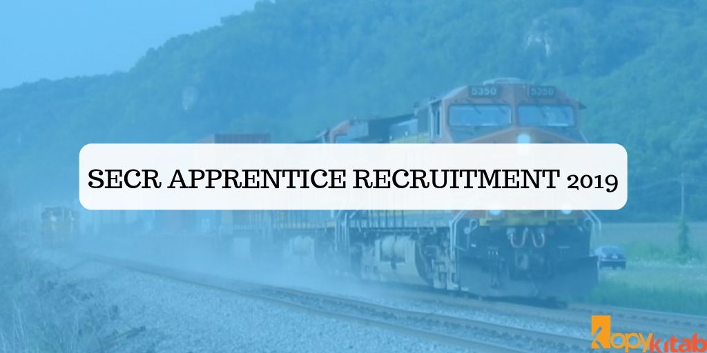 SECR Apprentice Recruitment 2019