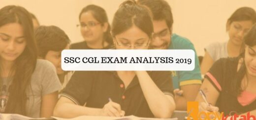 SSC CGL Exam Analysis 2019
