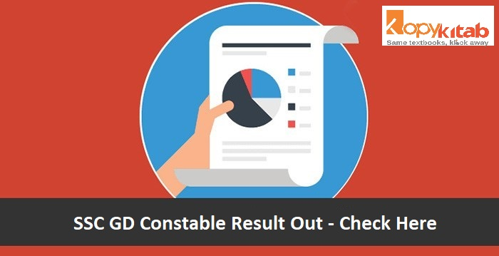 SSC GD Constable Result