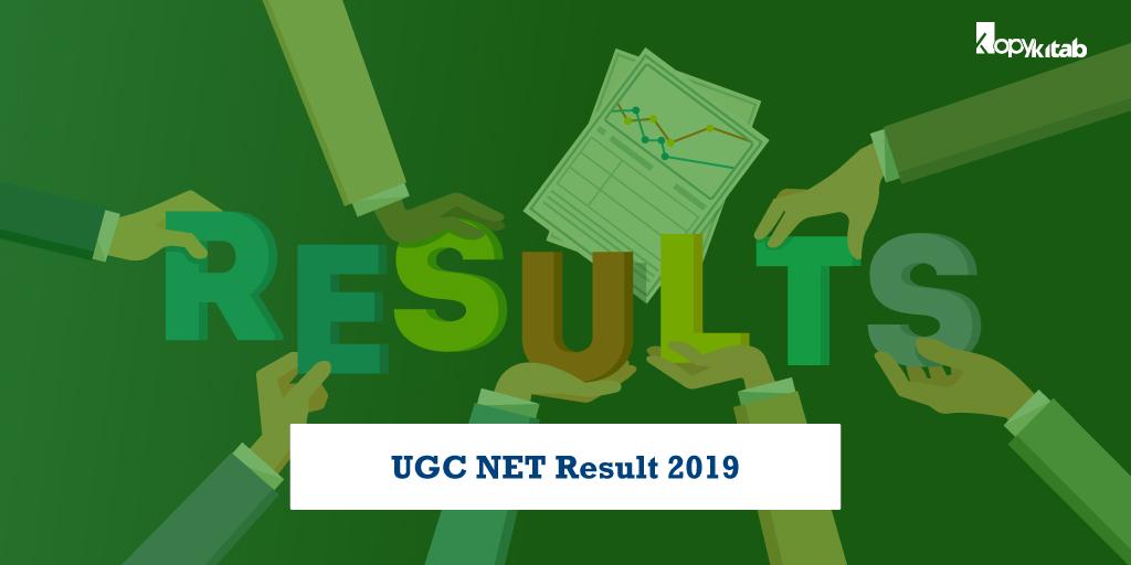 UGC NET Result 2019