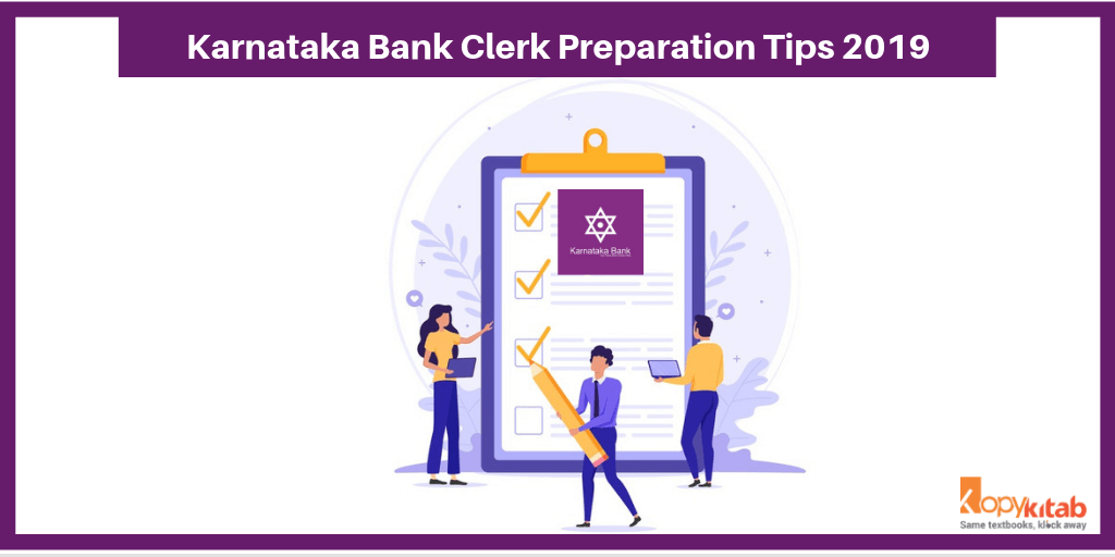 Karnataka Bank Clerk Preparation Tips