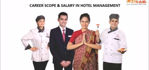 Hotel Management Course Career Scope
