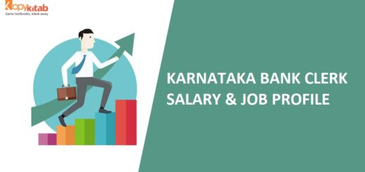 Karnataka Bank Clerk Salary