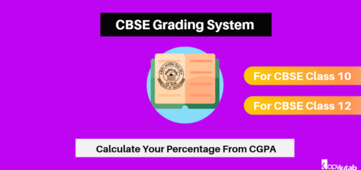 CBSE Grading System For Class 10 & Class 12