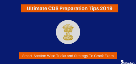 CDS Preparation Tips 2019