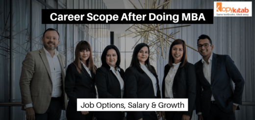 Career Scope After Doing MBA