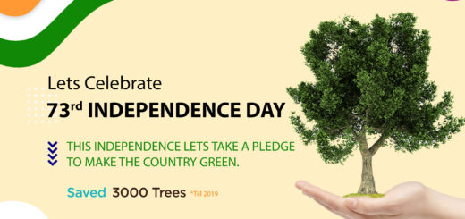 Celebrate Greener 73rd Independence Day With Kopykitab