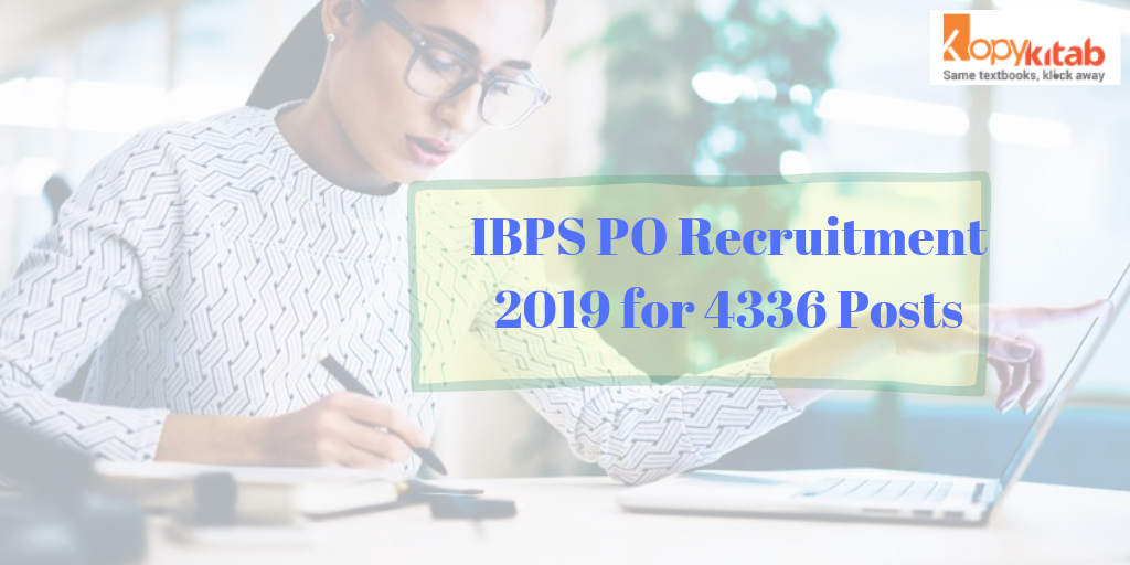 IBPS PO Recruitment