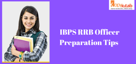 IBPS RRB Officer Preparation Tips