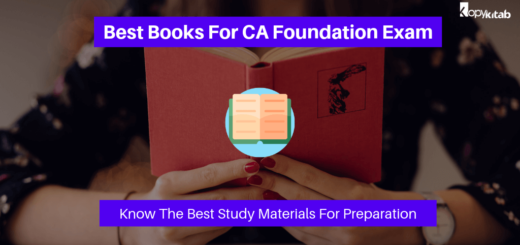 Best Books for Ca Foundation Exam