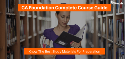 CA Foundation Complete Course Guide