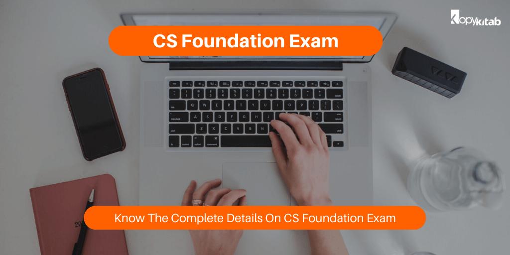 CS Foundation Exam 2020
