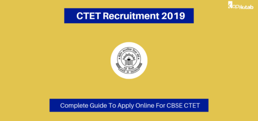 CTET Recruitment 2019