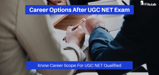 Career Options after UGC NET Exam