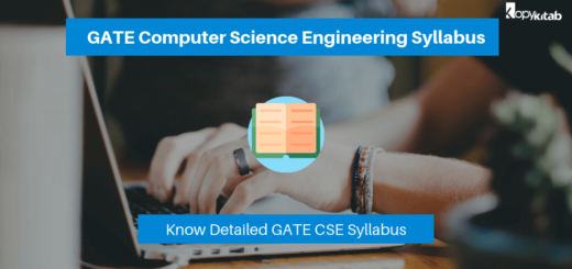 GATE Computer Science Engineering Syllabus