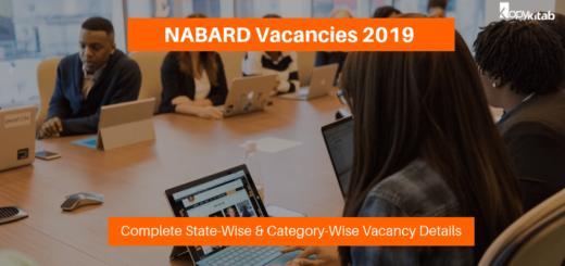 NABARD Vacancies 2019
