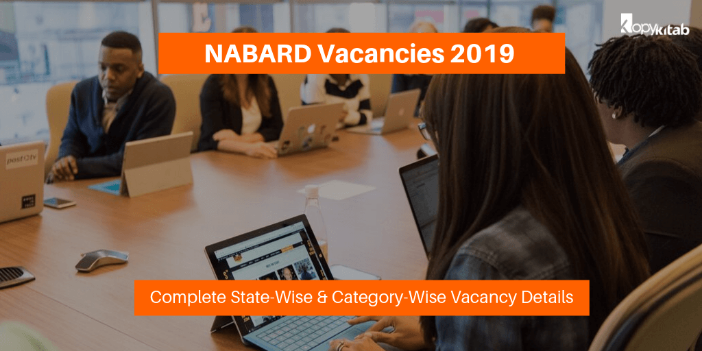 NABARD Vacancies 2019 | State-Wise & Category-Wise Vacancy Details