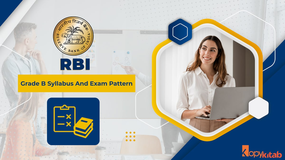 RBI Grade B Syllabus And Exam Pattern