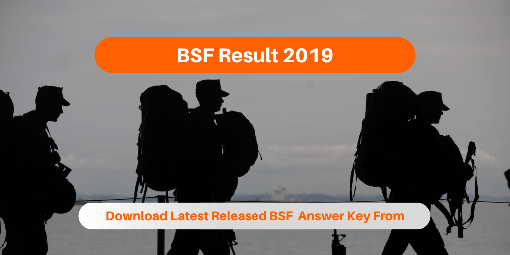 BSF Result 2019