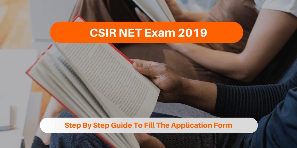 CSIR NET Exam 2019