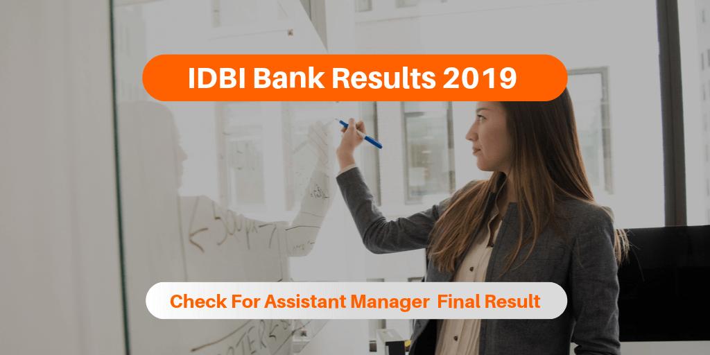 IDBI Bank Results 2019