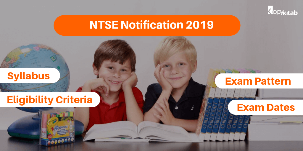 NTSE Notification 2019