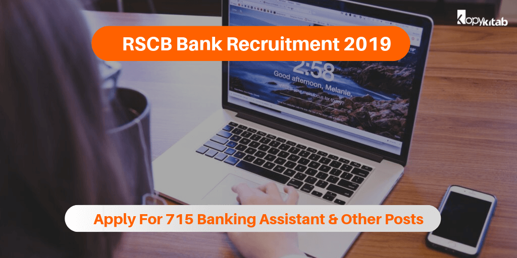 RSCB Bank Recruitment 2019