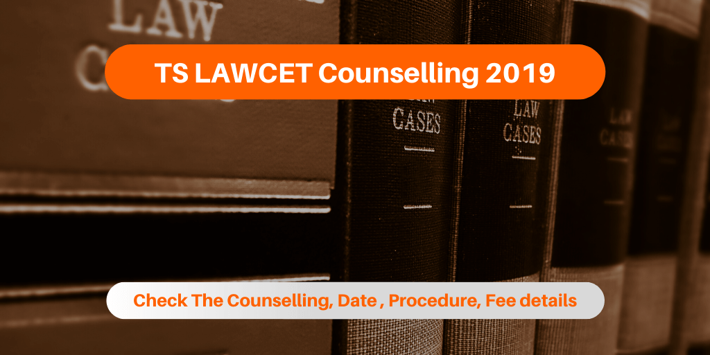 TS LAWCET Counselling 2019