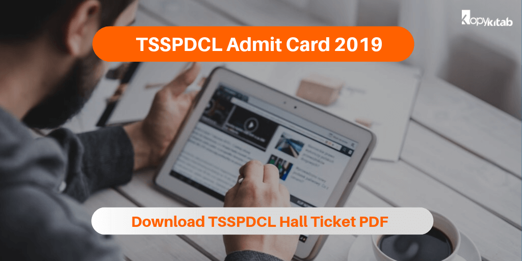 TSSPDCL Admit Card 2019
