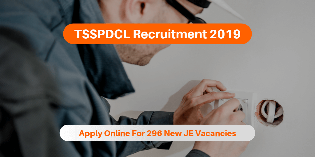 TSSPDCL Recruitment 2019