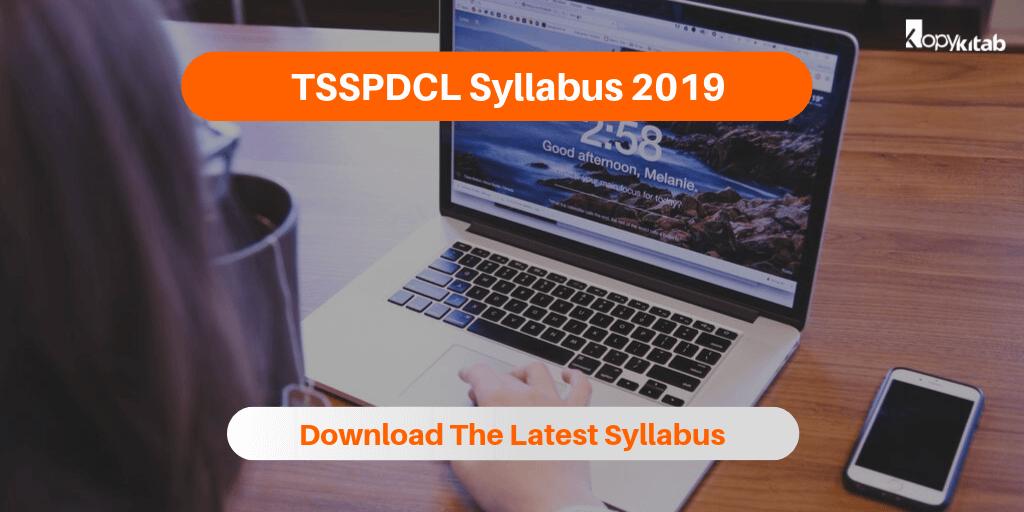 TSSPDCL Syllabus 2019