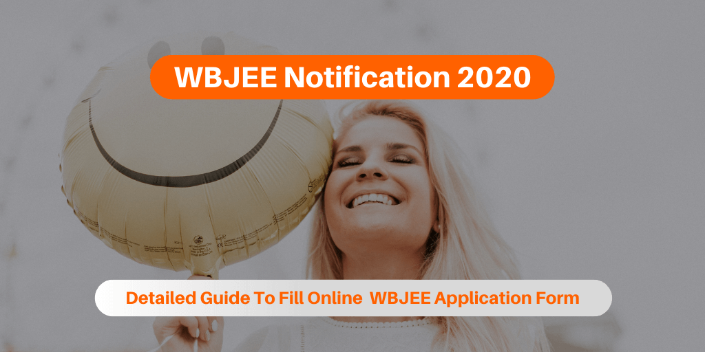 WBJEE Notification 2020