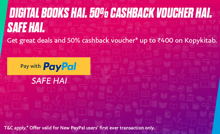 Flat 50% cashback for All Indian Paypal users