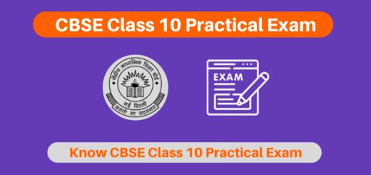 CBSE Class 10 Practical Exam