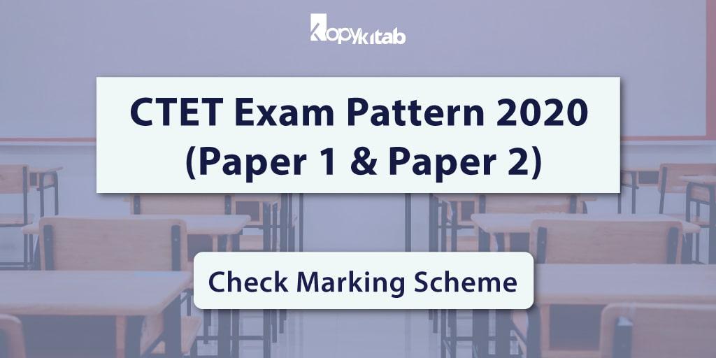 CTET Exam Pattern