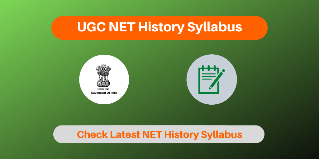 UGC NET History Syllabus