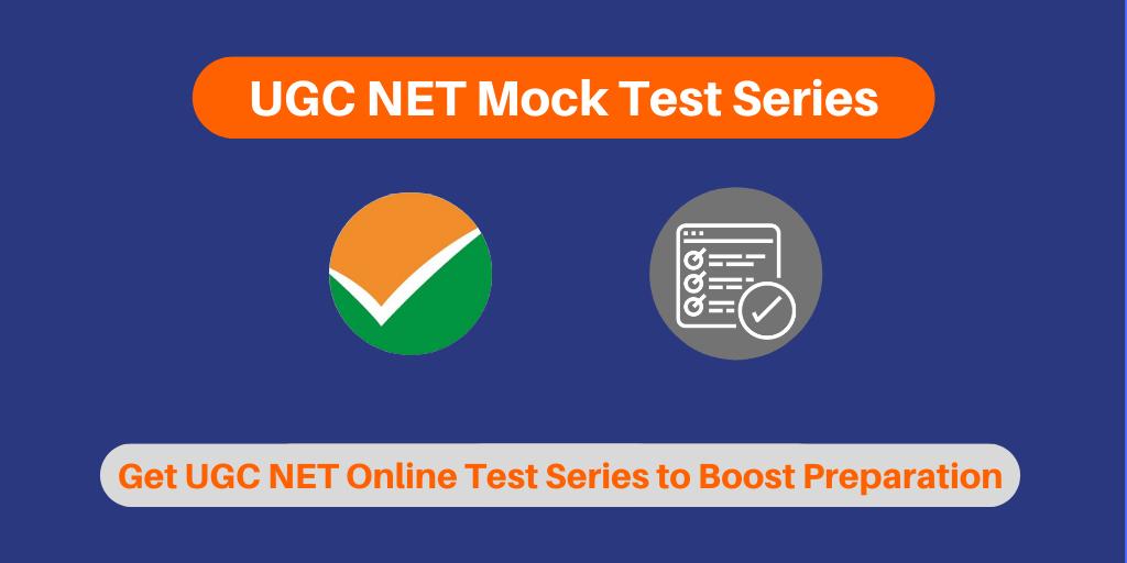 UGC NET Mock Test Series