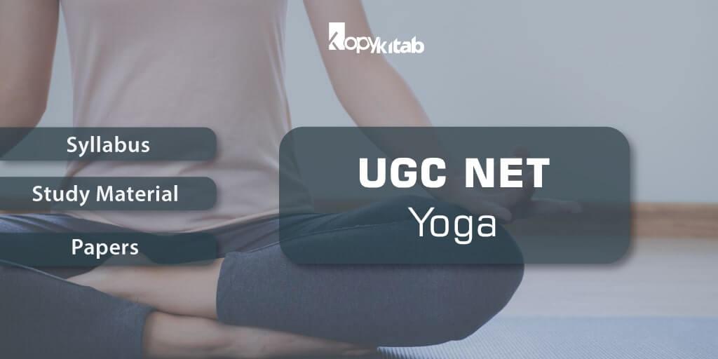 UGC NET Yoga exam 2020