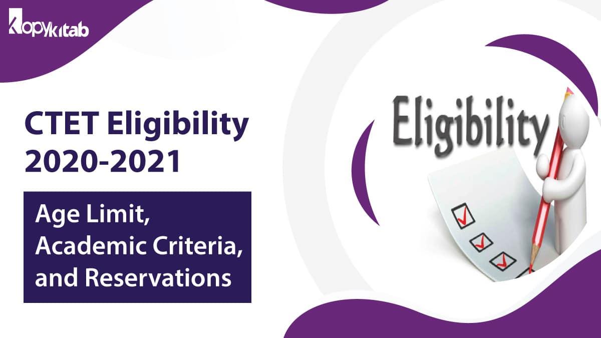 CTET Eligibility