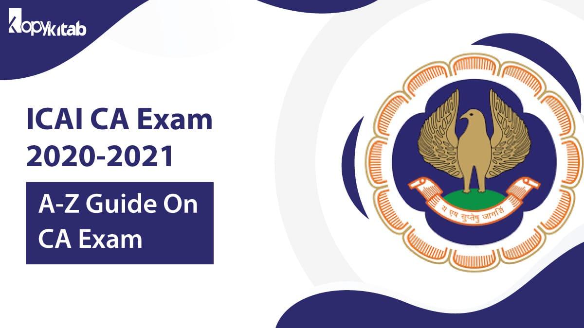 ICAI CA Exam